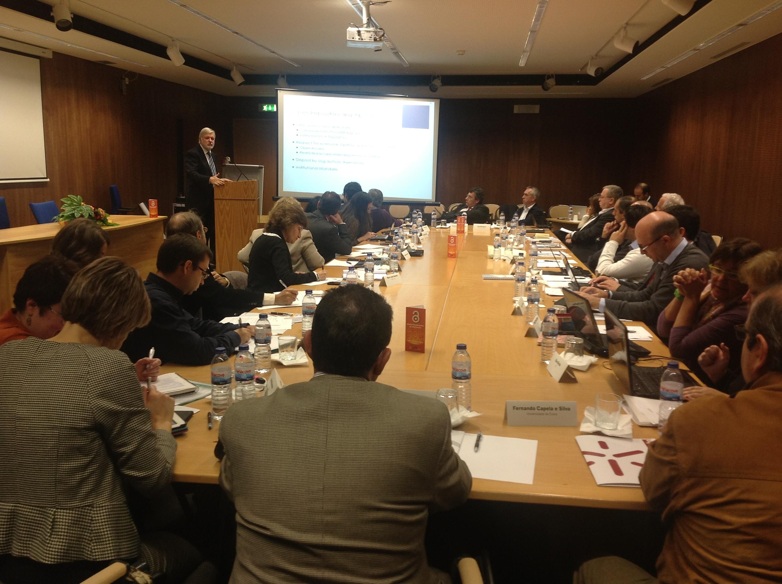 Workshop Nacional MedOANet