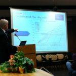 Bernard Rentier no Workshop MedOANet na UMinho em 22 de Outubro de 2012