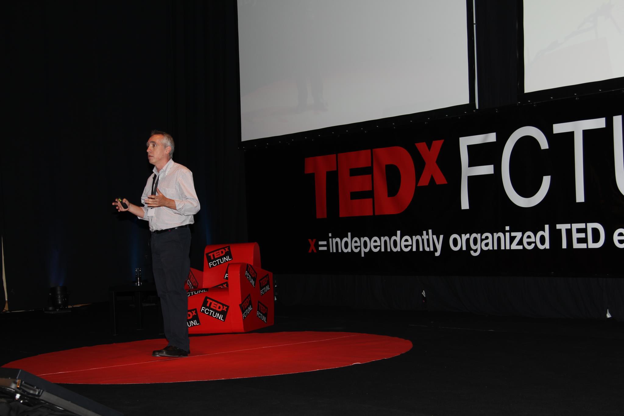 Acesso Aberto à literatura científica  – Vídeo e apresentação na TEDxFCTUNL