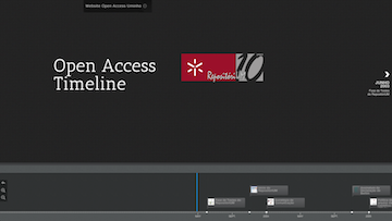 Open Access Timeline