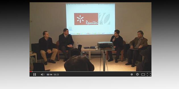 RepositóriUM ao serviço dos investigadores e da UMinho – vídeo da mesa redonda realizada na sessão comemorativa dos 10 anos do RepositoriUM