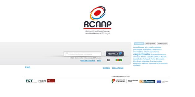 São já mais de 500.000 artigos em Acesso Aberto no Portal RCAAP