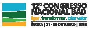 12º Congresso Nacional de BAD @ Universidade de Évora | Évora | Distrito de Évora | Portugal