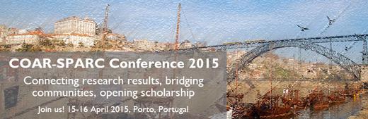 Conference-COAR-SPARC2015