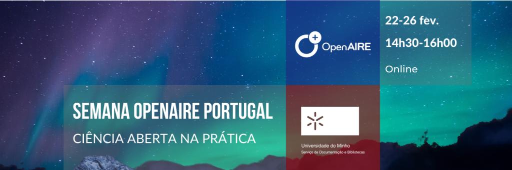 Semana OpenAIRE Portugal